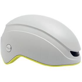 Brooks Island Helmet white/lime